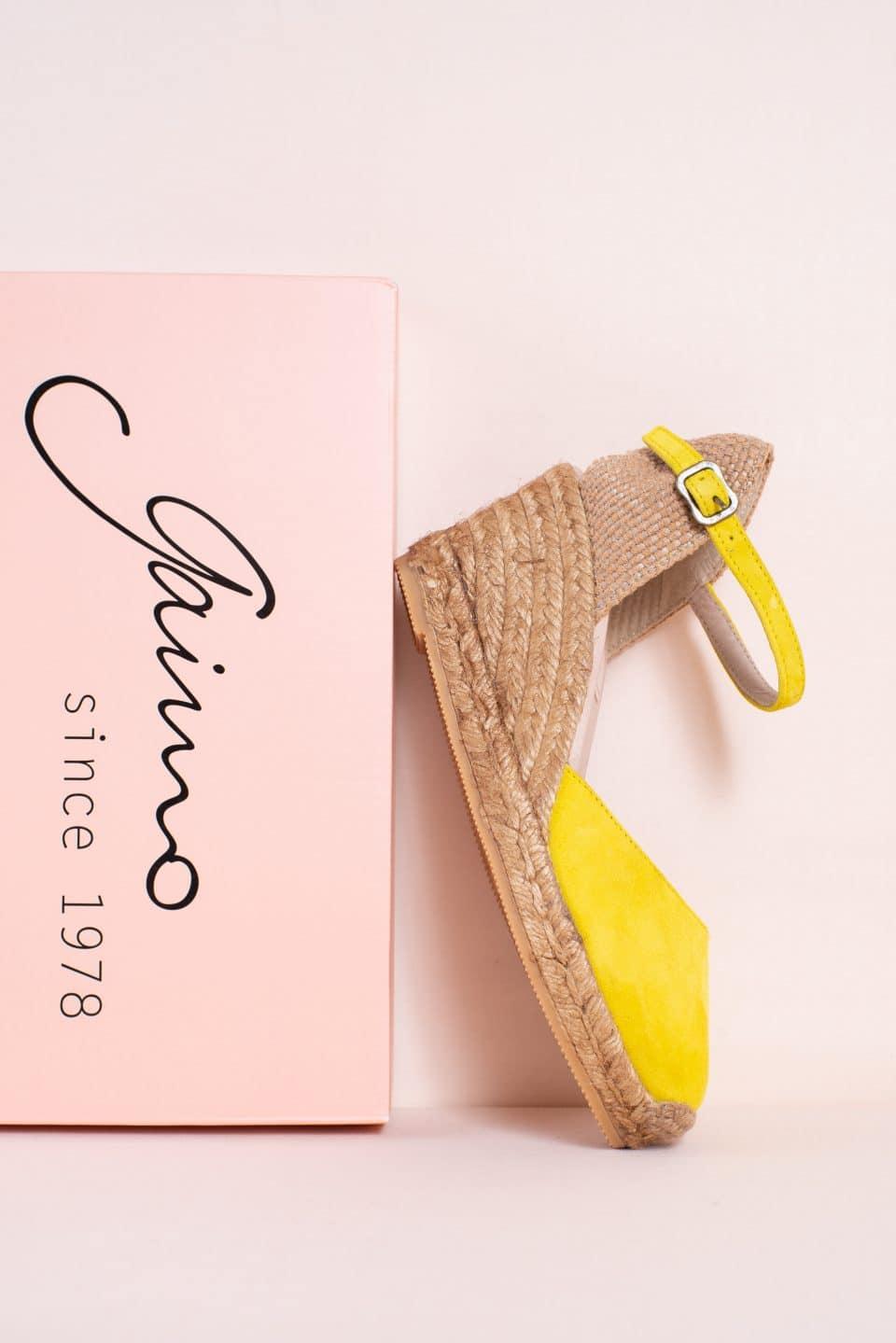 Obi Limon Alpargatas en Loyna Shoes