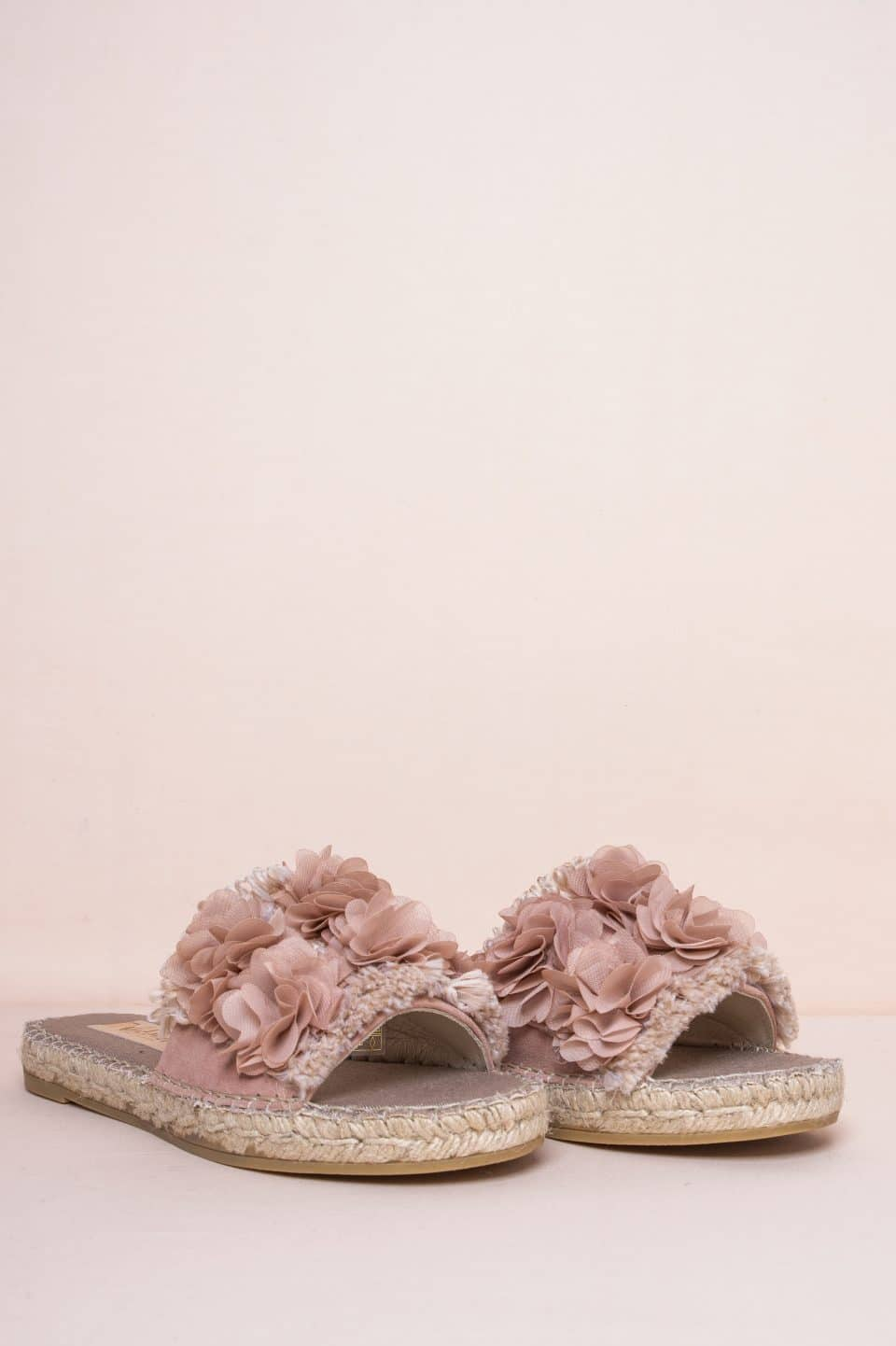 Pinqui Ante Nude Alpargatas en Loyna Shoes