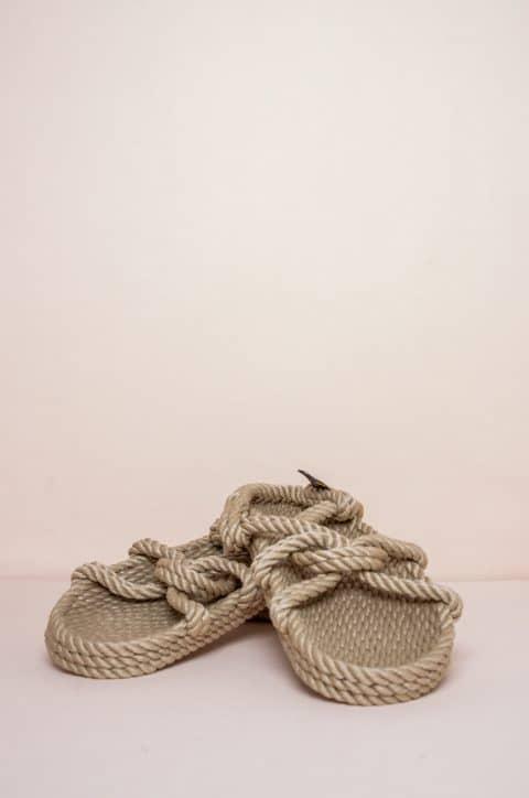 Mountain Momma Camel Alpargatas en Loyna Shoes