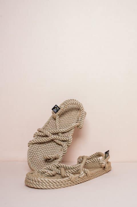 Toe Joe Camel Alpargatas en Loyna Shoes