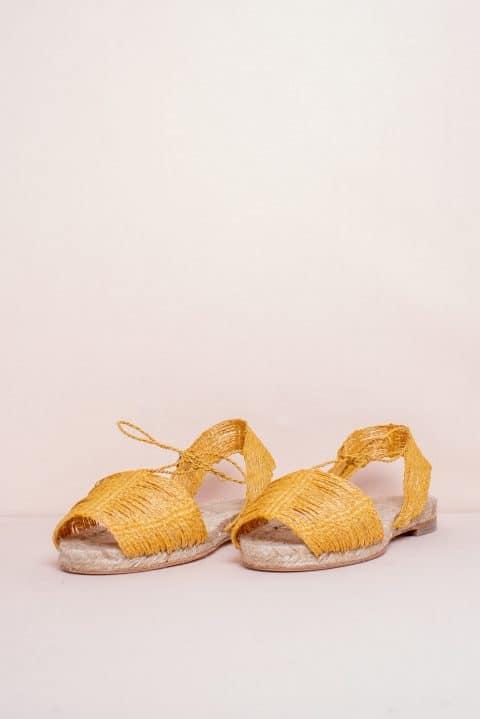 HOME WHEAT Alpargatas en Loyna Shoes