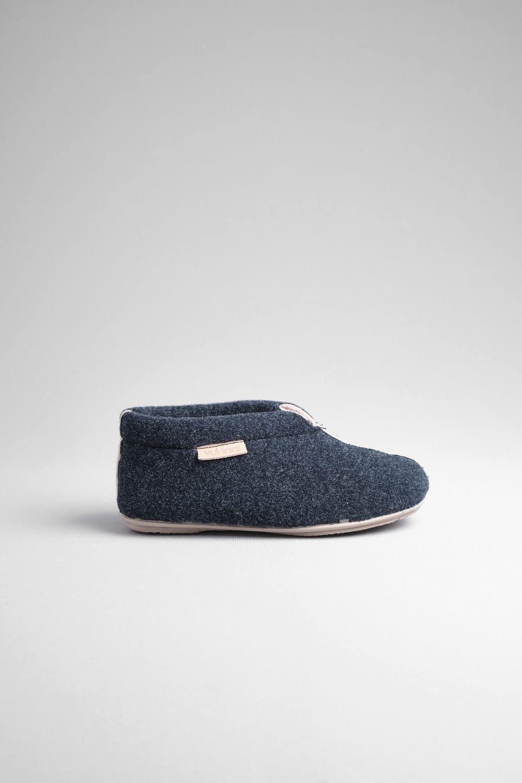 NORDIC MARINO-NUDE Marcas en Loyna Shoes