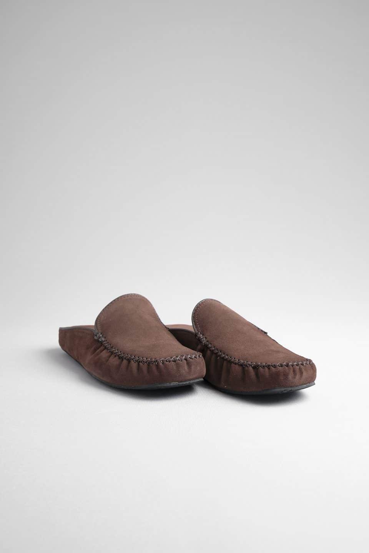 SERRAJE MARRON Marcas en Loyna Shoes
