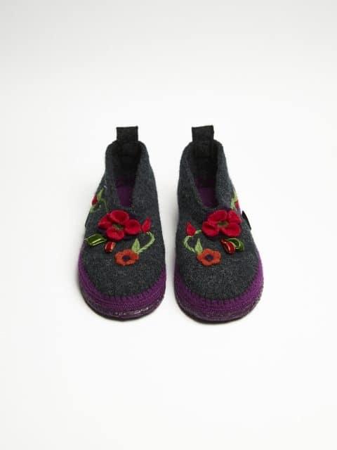 TANGERHUETTE ANTRACITA Giesswein en Loyna Shoes
