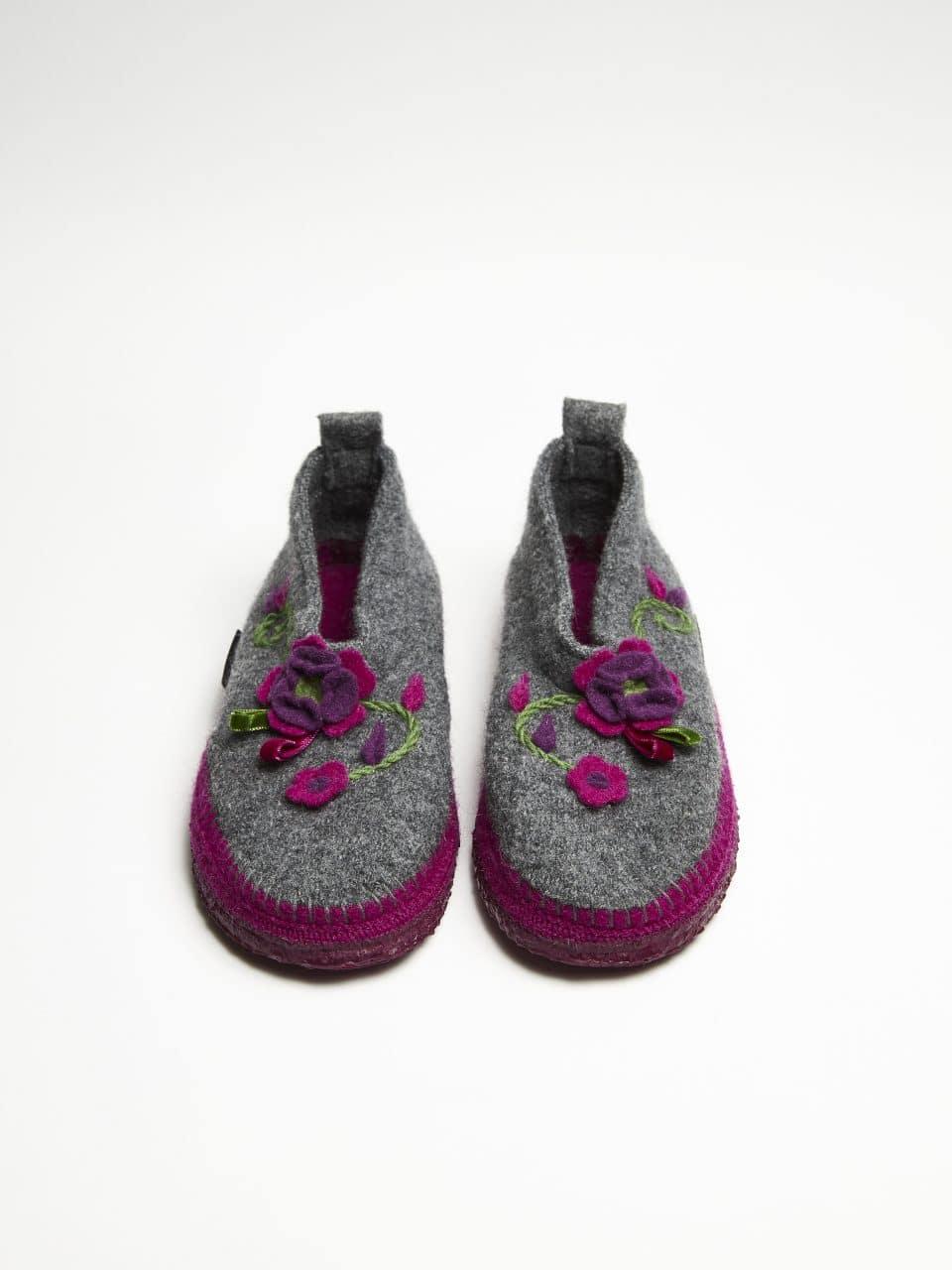 TANGERHUETTE GRIS Giesswein en Loyna Shoes