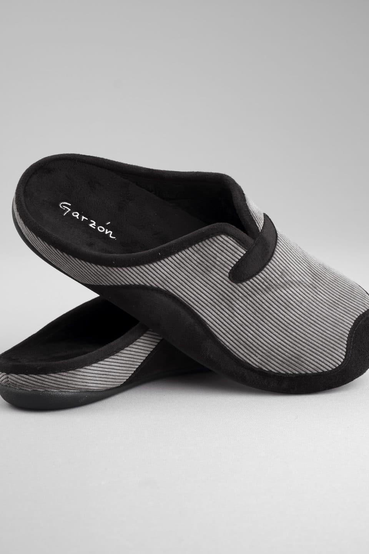 ZUECO CONDOR GRIS Garzón en Loyna Shoes