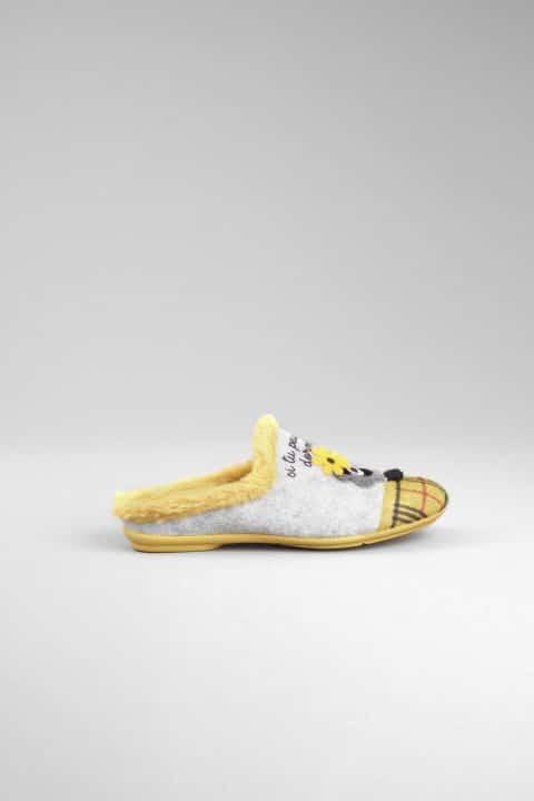 PICOS OVEJA AMARILLO Garzón en Loyna Shoes