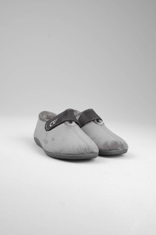 SUAPEL GRIS Sin categoría en Loyna Shoes
