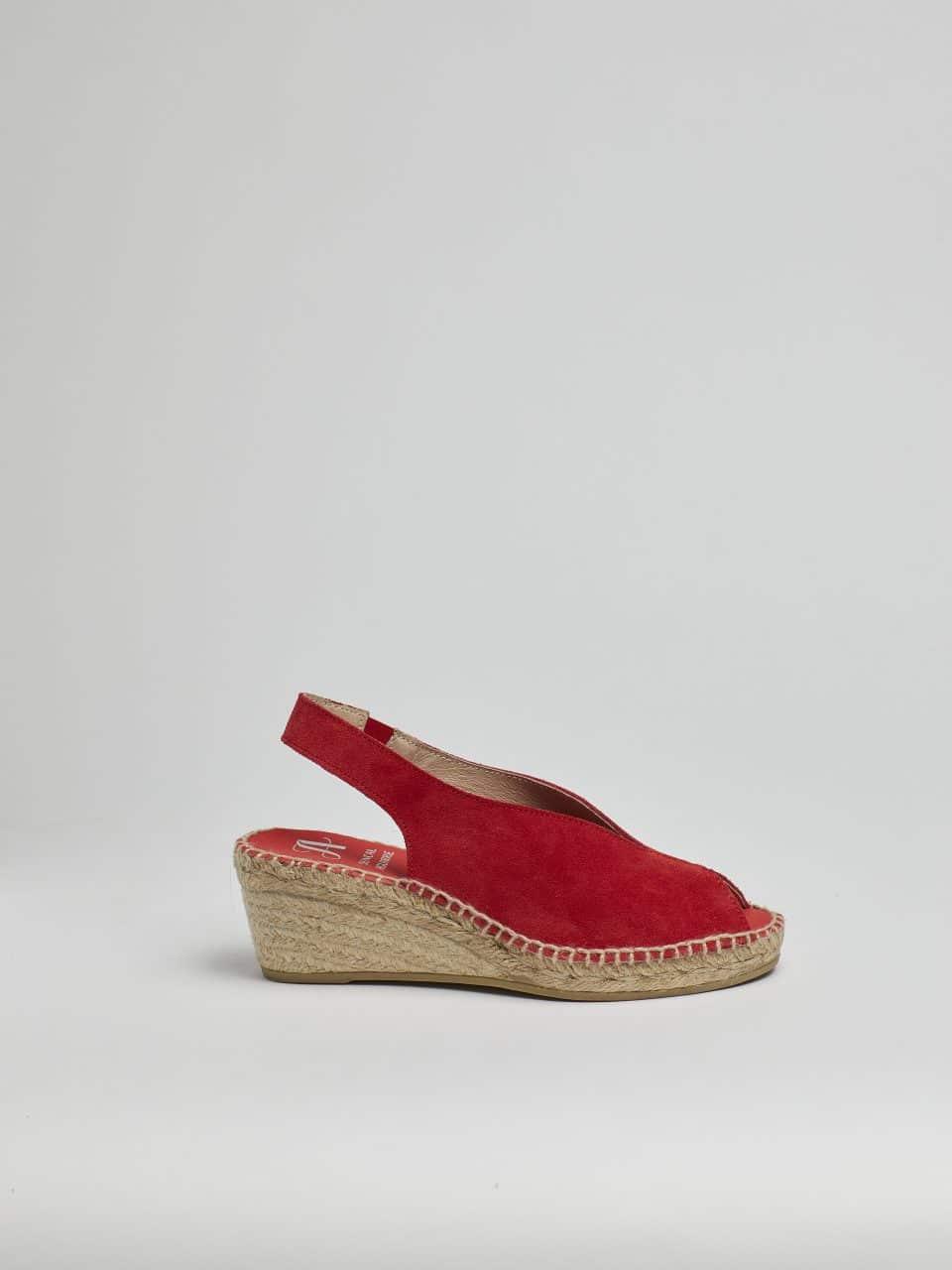 SERRAJE Rojo Sin categoría en Loyna Shoes