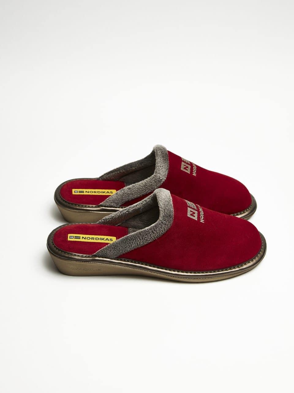 AFELPADO CEREZA Marcas en Loyna Shoes