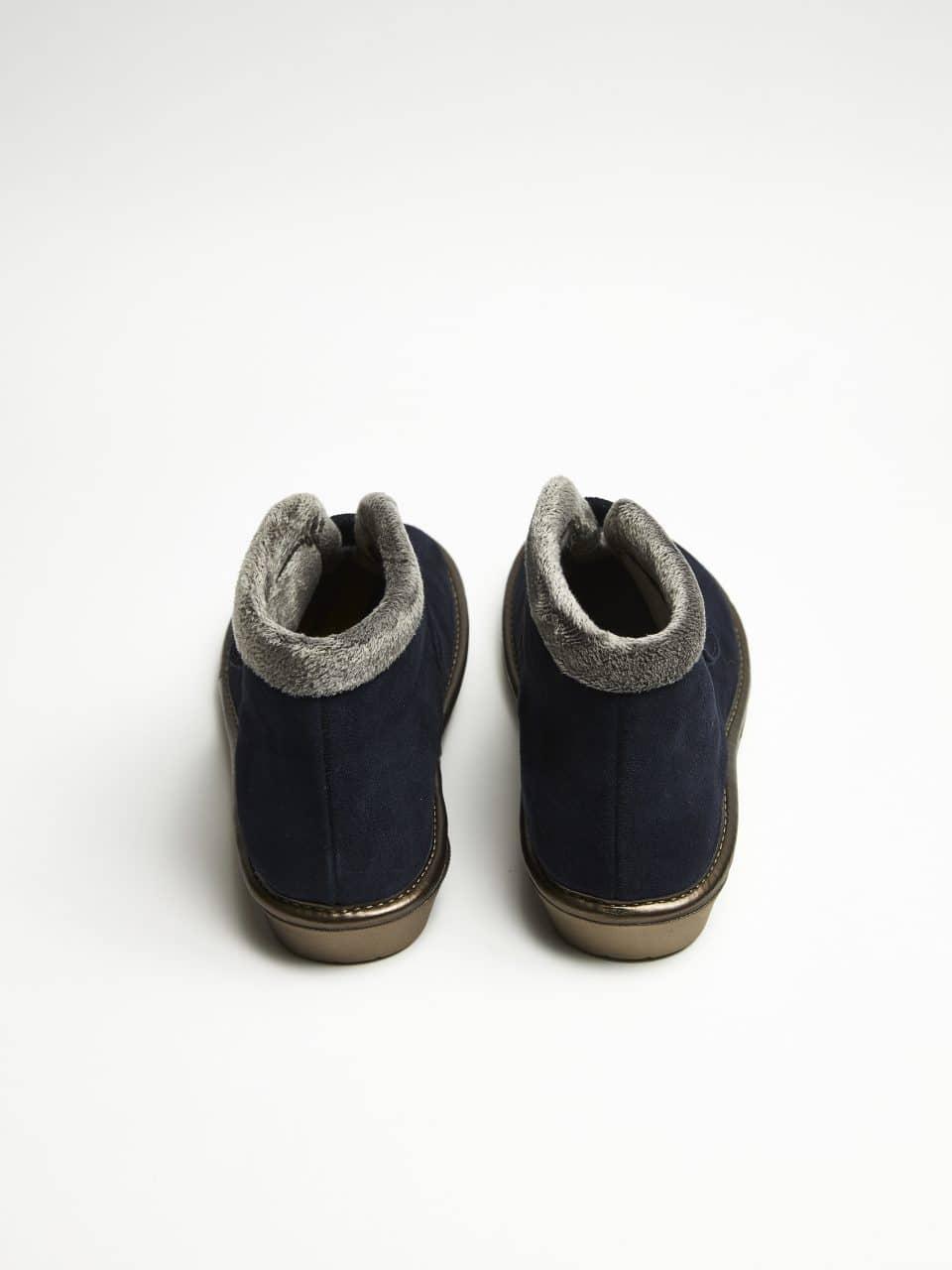 NORDIKAS BOTIN MUJER AFELPADO MARINO Marcas en Loyna Shoes