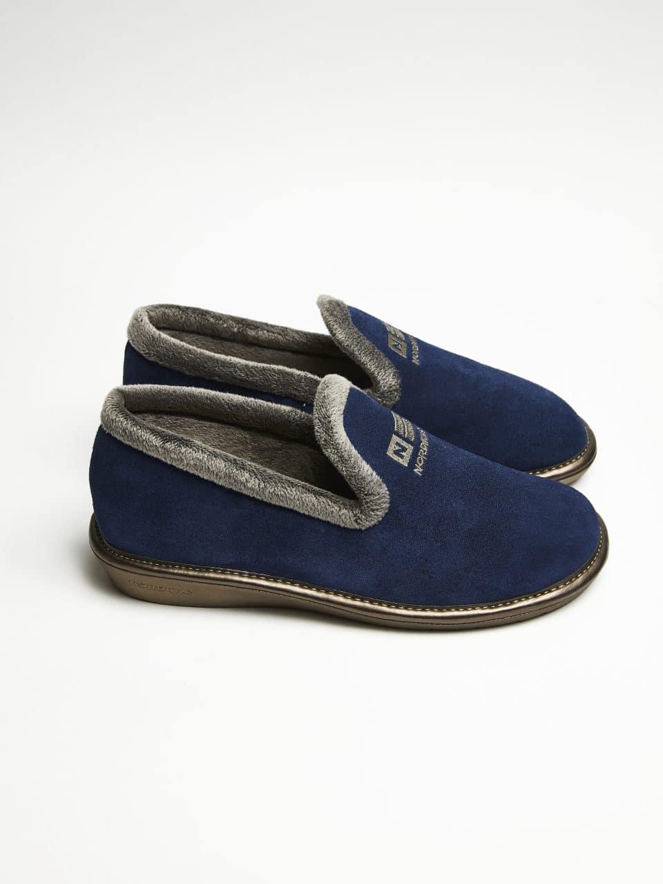 AFELPADO INDIGO Marcas en Loyna Shoes
