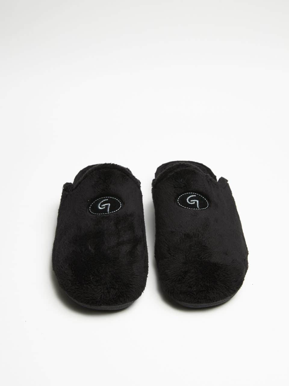 MONTLIS NEGRO Garzón en Loyna Shoes
