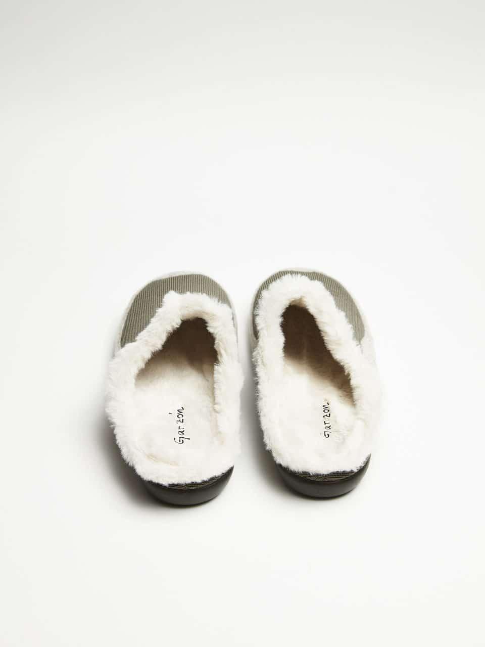 ZUECO PARIS KAKI Garzón en Loyna Shoes