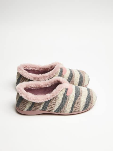LANA SERPIENTE MALVA Garzón en Loyna Shoes