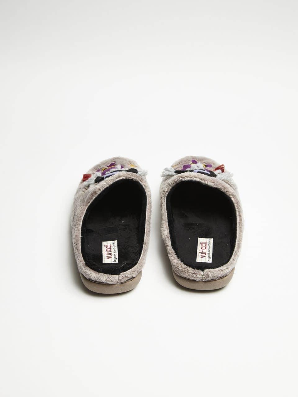 ZUECO BRUJA MONTBLANC PARDO Marcas en Loyna Shoes