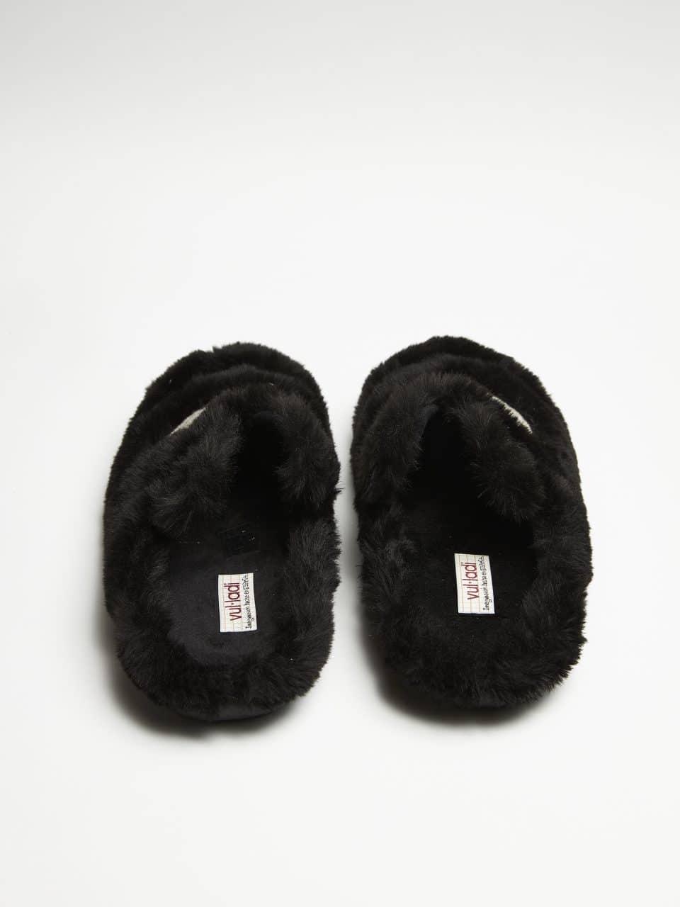 KANSAS NEGRO Marcas en Loyna Shoes
