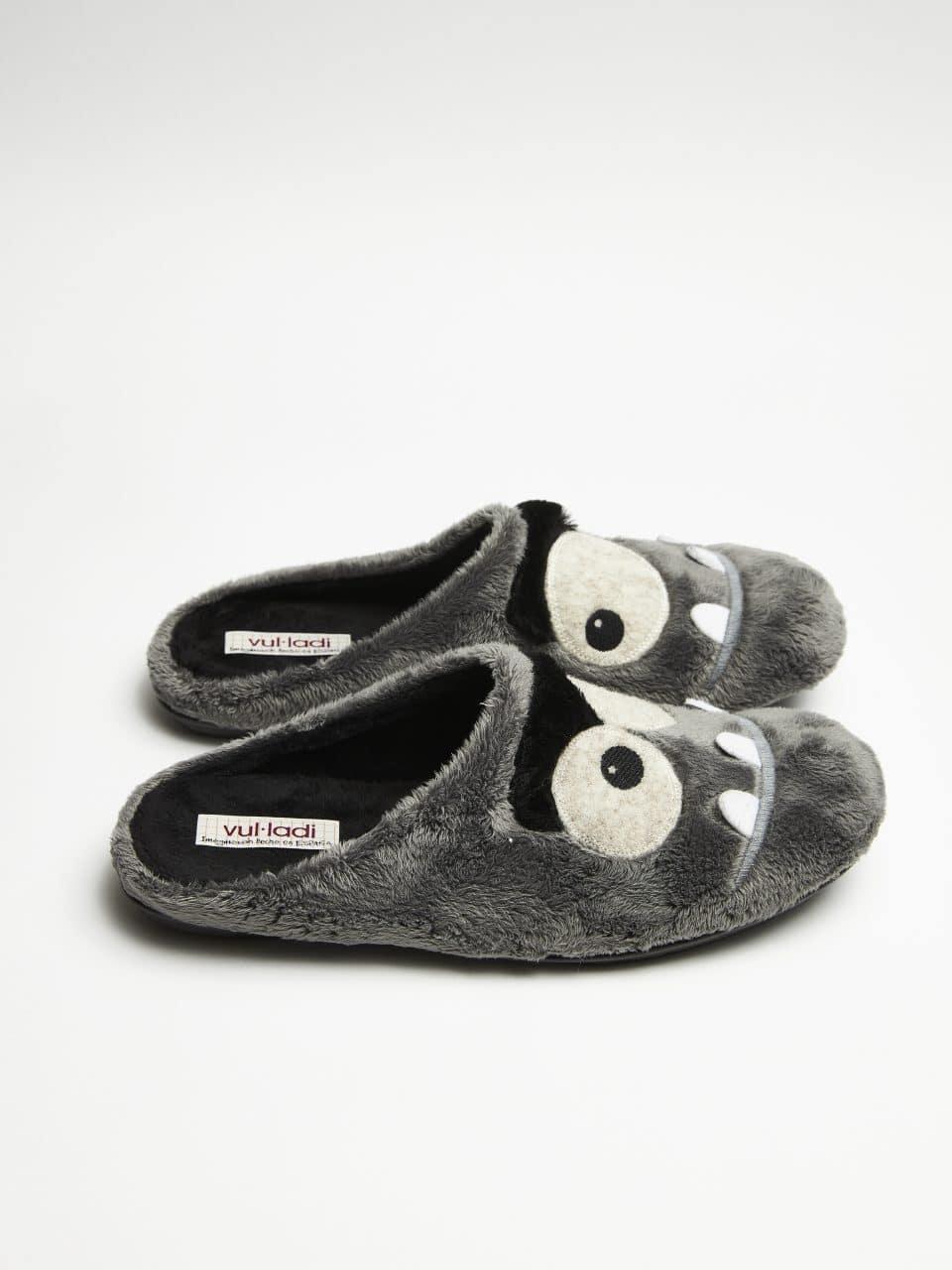 ZUECO MONTBLANC GRIS Marcas en Loyna Shoes