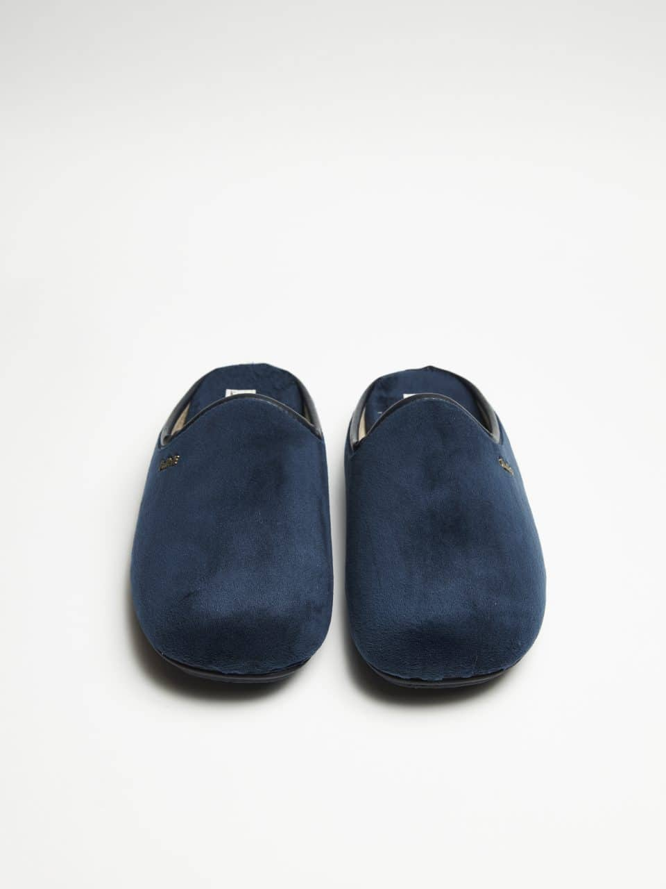 VUL·LADI CHINELA HOMBRE ALASKA MARINO Marcas en Loyna Shoes