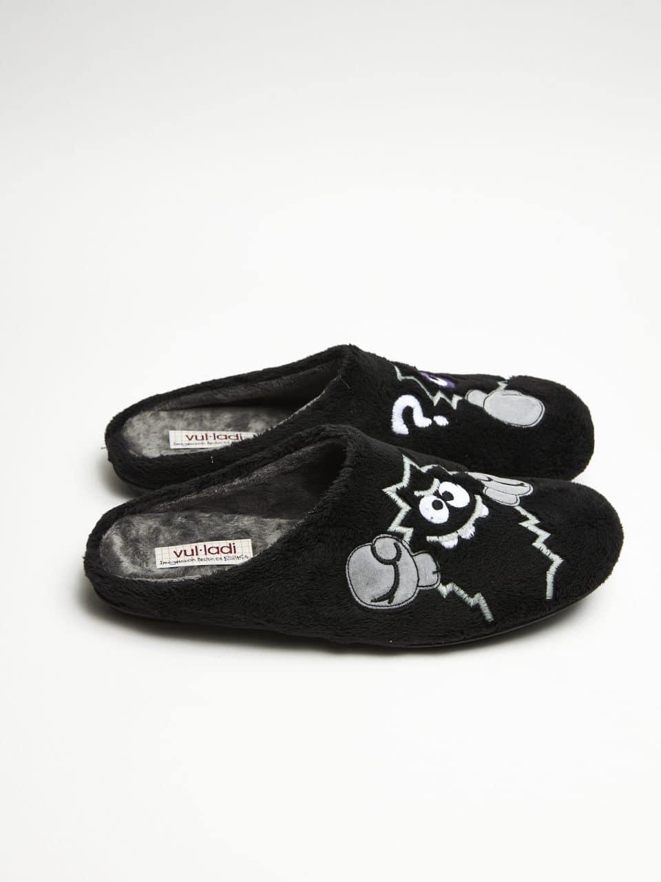 MONTELAN NEGRO Marcas en Loyna Shoes