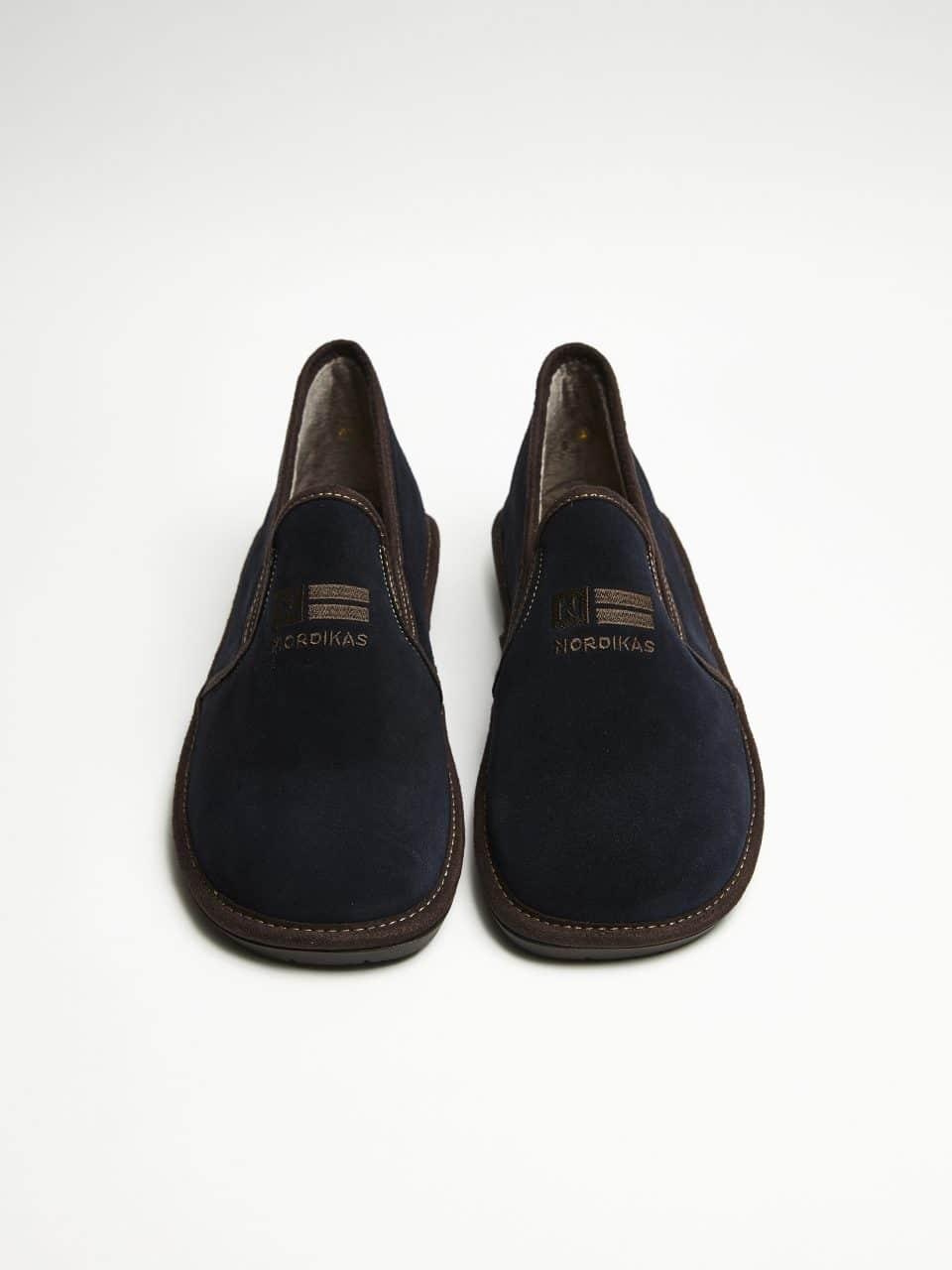 NORDIKAS AFELPADO AZUL MARINO HOMBRE Marcas en Loyna Shoes