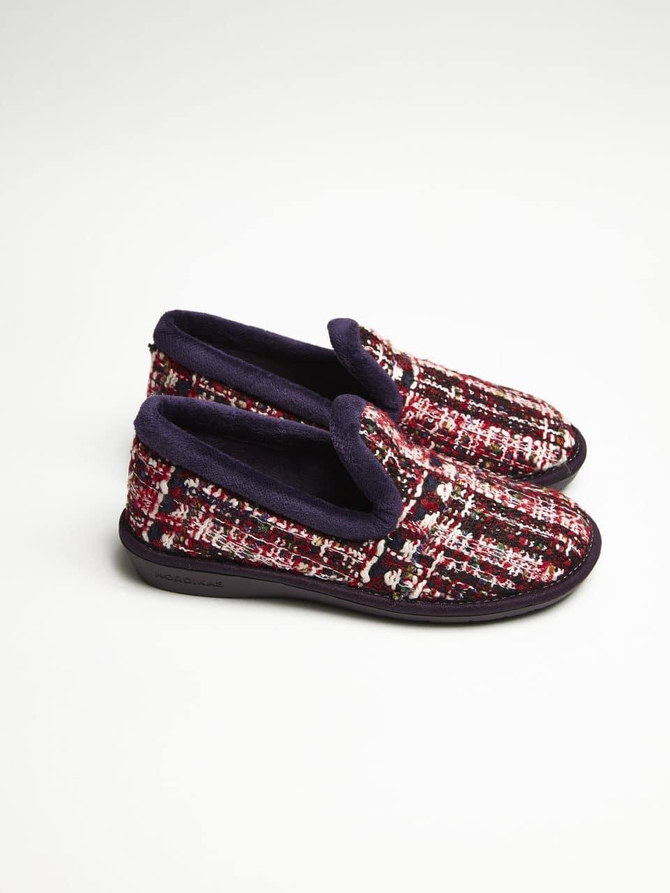 TRICOT ROJO Marcas en Loyna Shoes