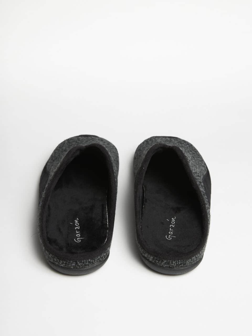 ZUECO RISCO NEGRO Garzón en Loyna Shoes