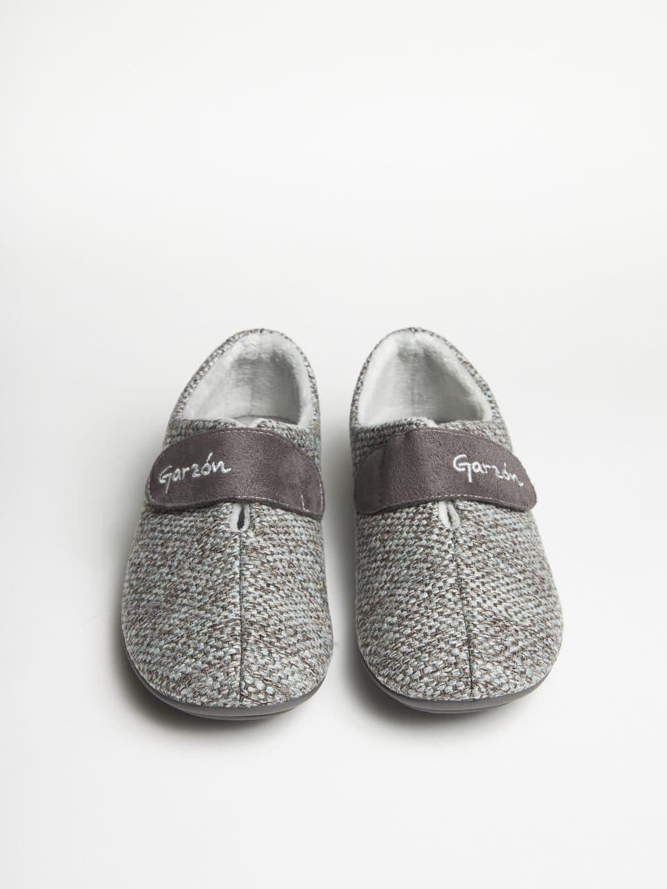 FIORELLA GRIS Garzón en Loyna Shoes