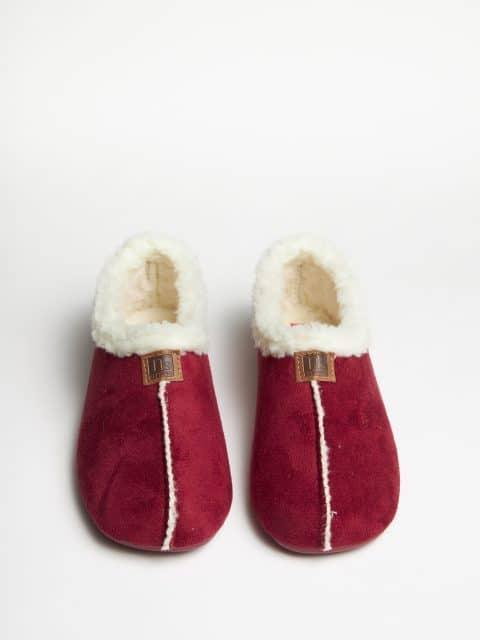 BABUCHA BURDEOS Marcas en Loyna Shoes