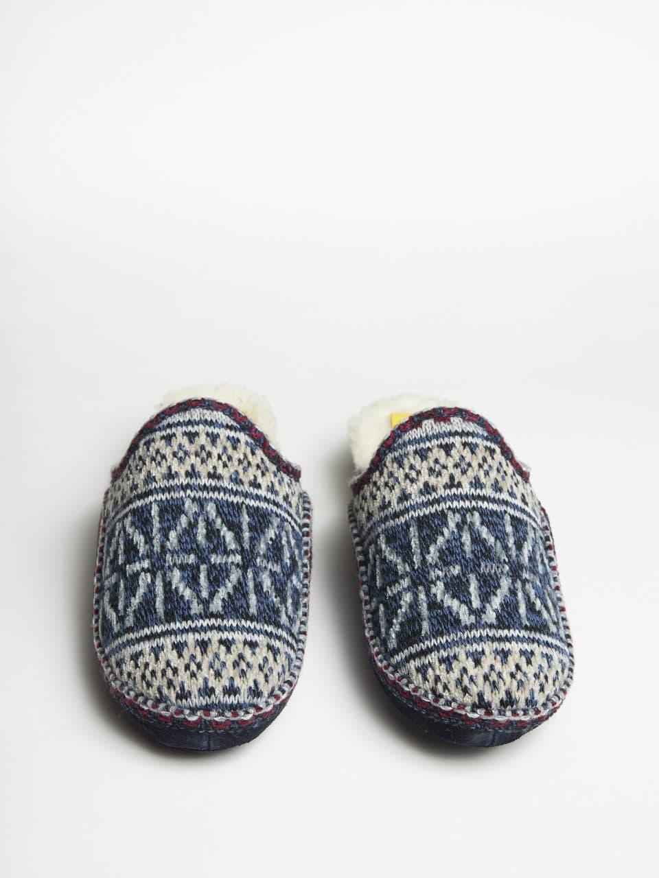 ZUECO TEIDE MARINO Marcas en Loyna Shoes