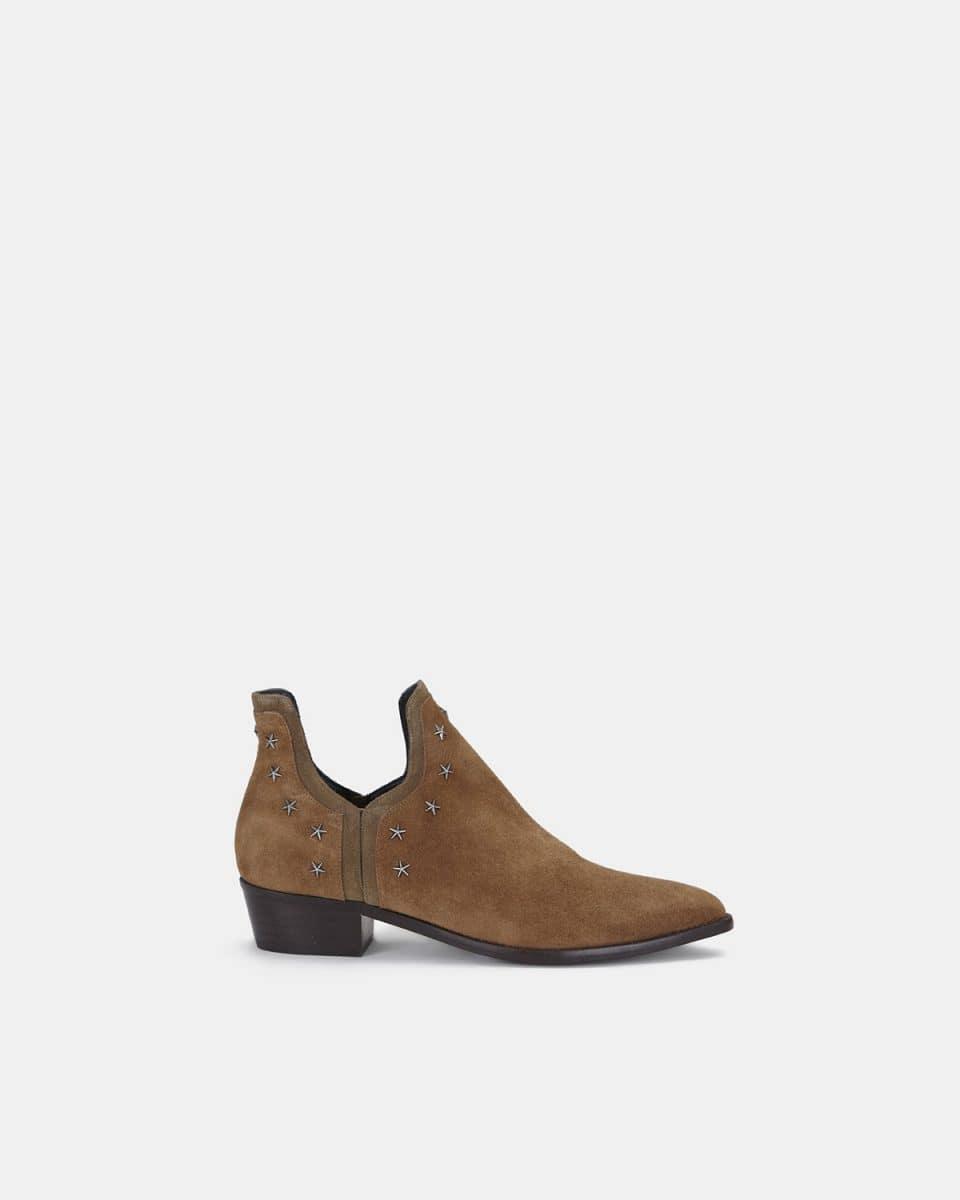 NAY BOOTS TOSTADO Botines en Loyna Shoes