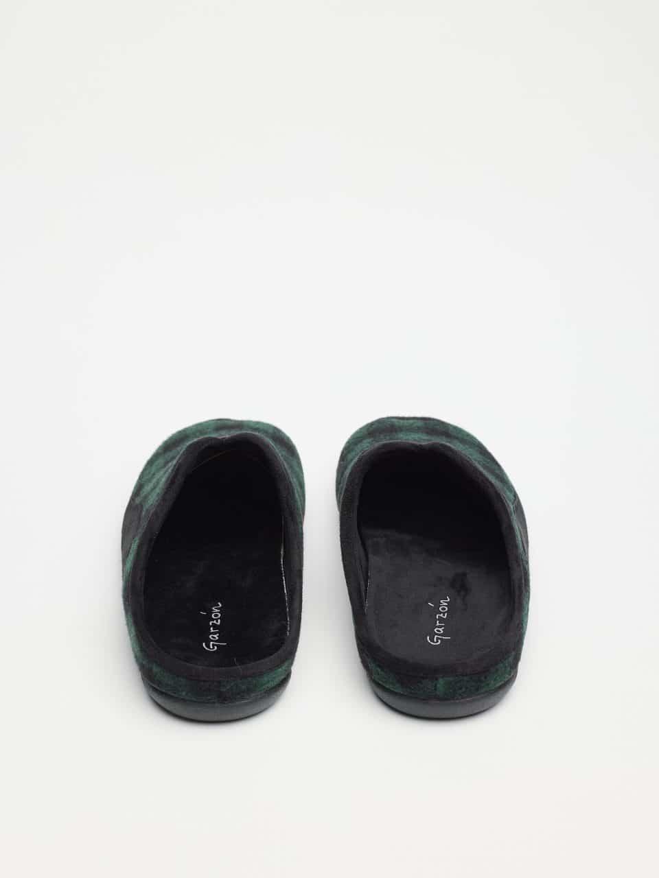 ZUECO LUSSEMBURGO KAKI Garzón en Loyna Shoes