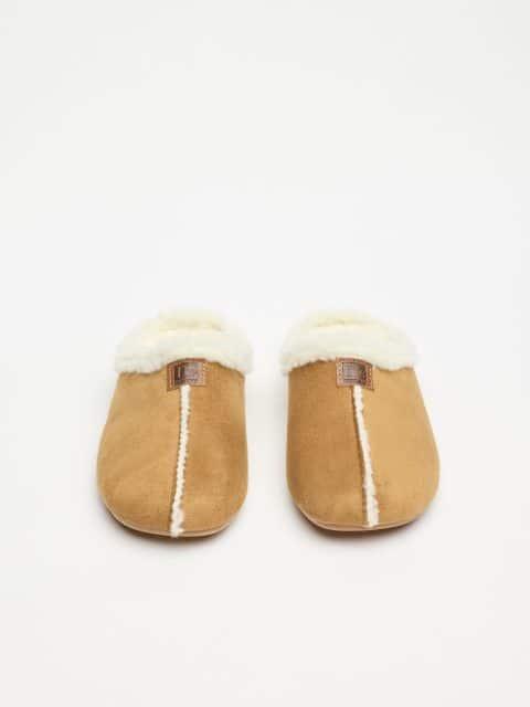 ZUECO BABUCHA CAMEL Marcas en Loyna Shoes