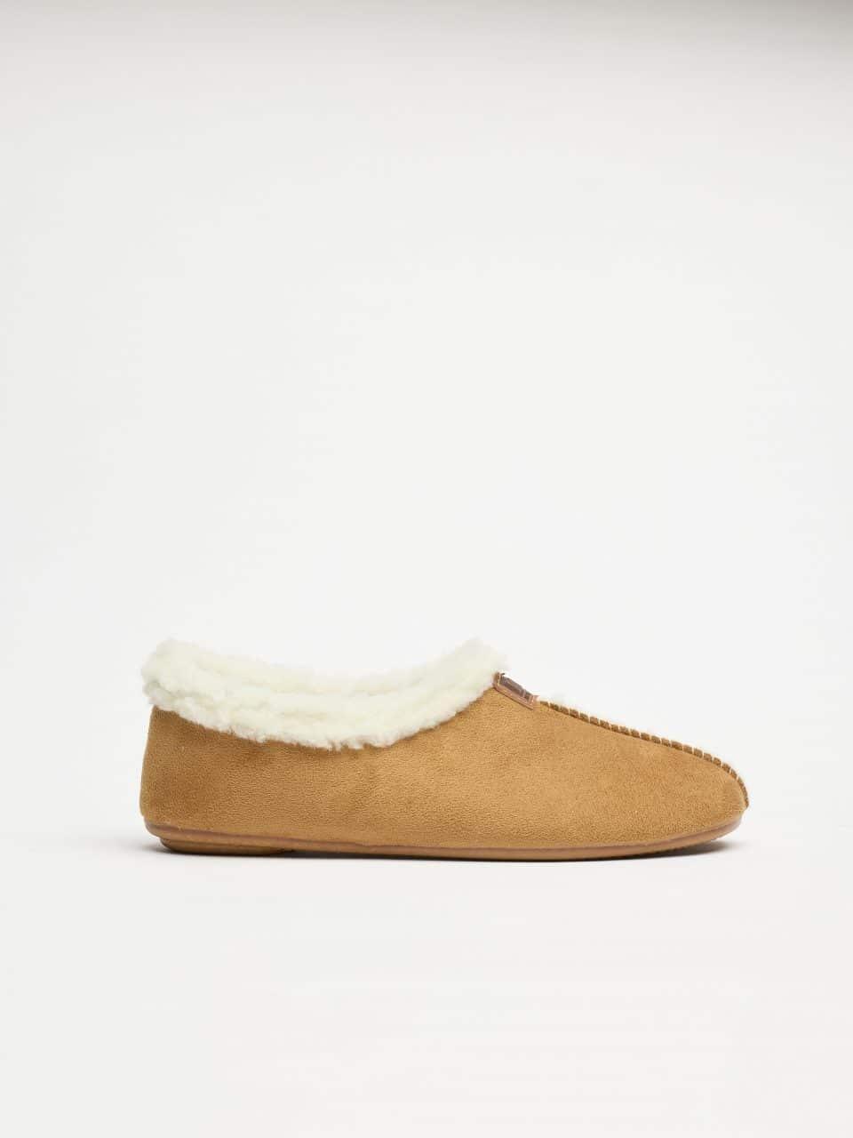 BABUCHA CAMEL Norteñas en Loyna Shoes