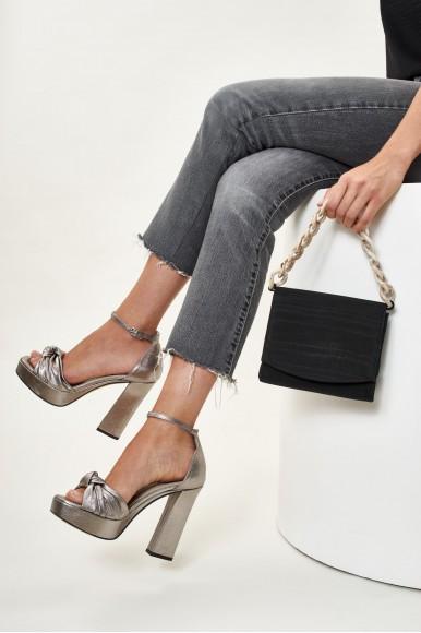 Cress Negro Mint & Rose Complementos en Loyna Shoes