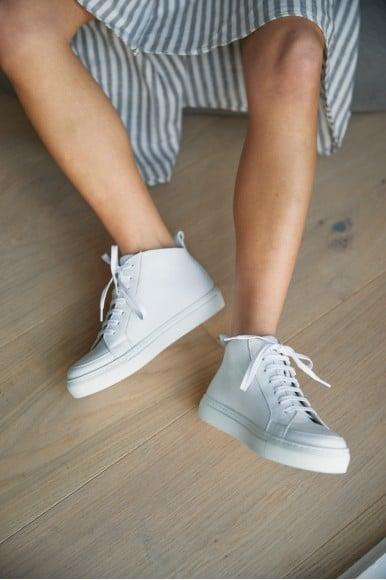 Roma Blanco Marcas en Loyna Shoes
