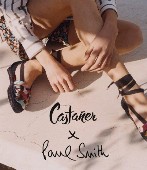 Castañer x Paul Smith