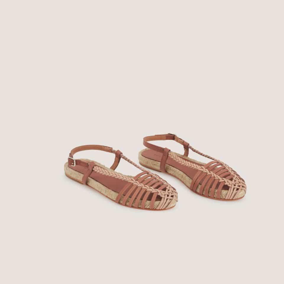 PAYESA Malababa Sandalias en Loyna Shoes