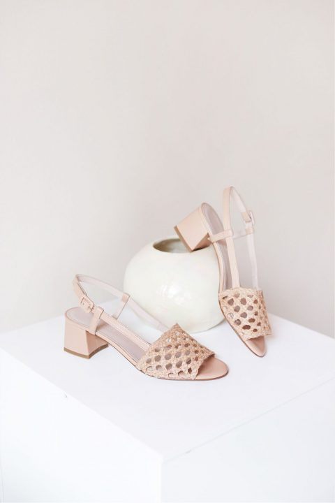 Mint & Rose Sandals