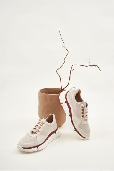 Dana Mint & Rose Sneakers en Loyna Shoes