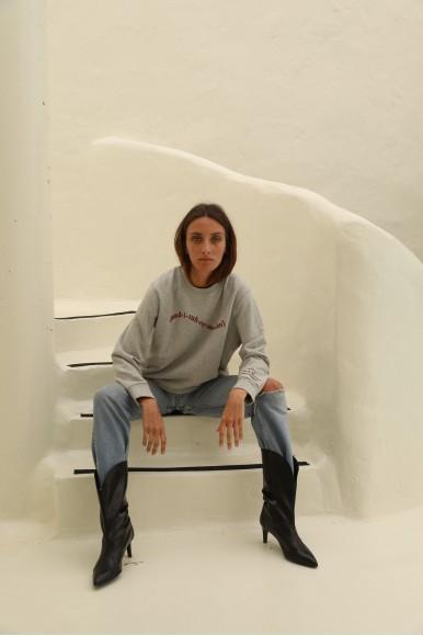 Geraldine Negro Botas en Loyna Shoes