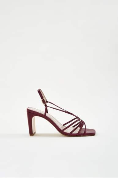 Lea Burdeos Rebajas en Loyna Shoes