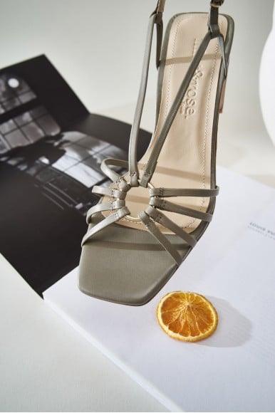 Lea Selva Mint & Rose Sandalias en Loyna Shoes
