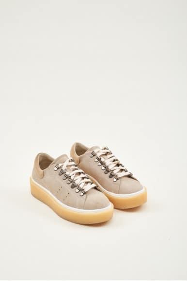 Marianne Beige Mint & Rose Sneakers en Loyna Shoes