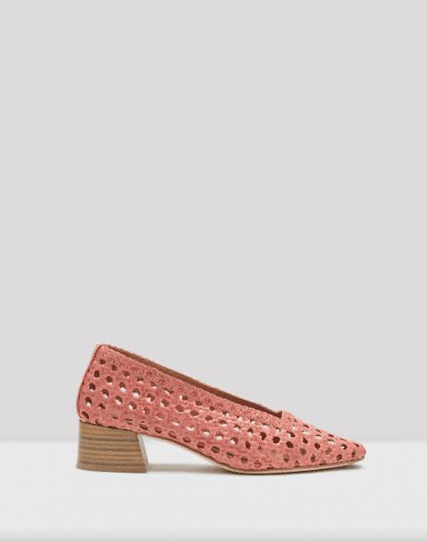 TAISSA TEA ROSE COURTS Marcas en Loyna Shoes