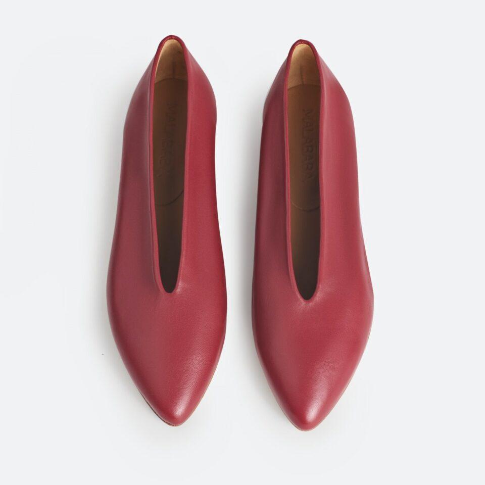 Ramona Picota Bailarinas en Loyna Shoes