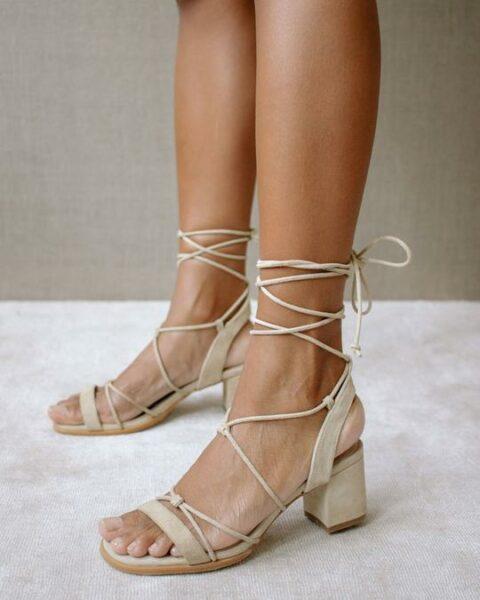 Sophie Sand Alohas Sandalias en Loyna Shoes