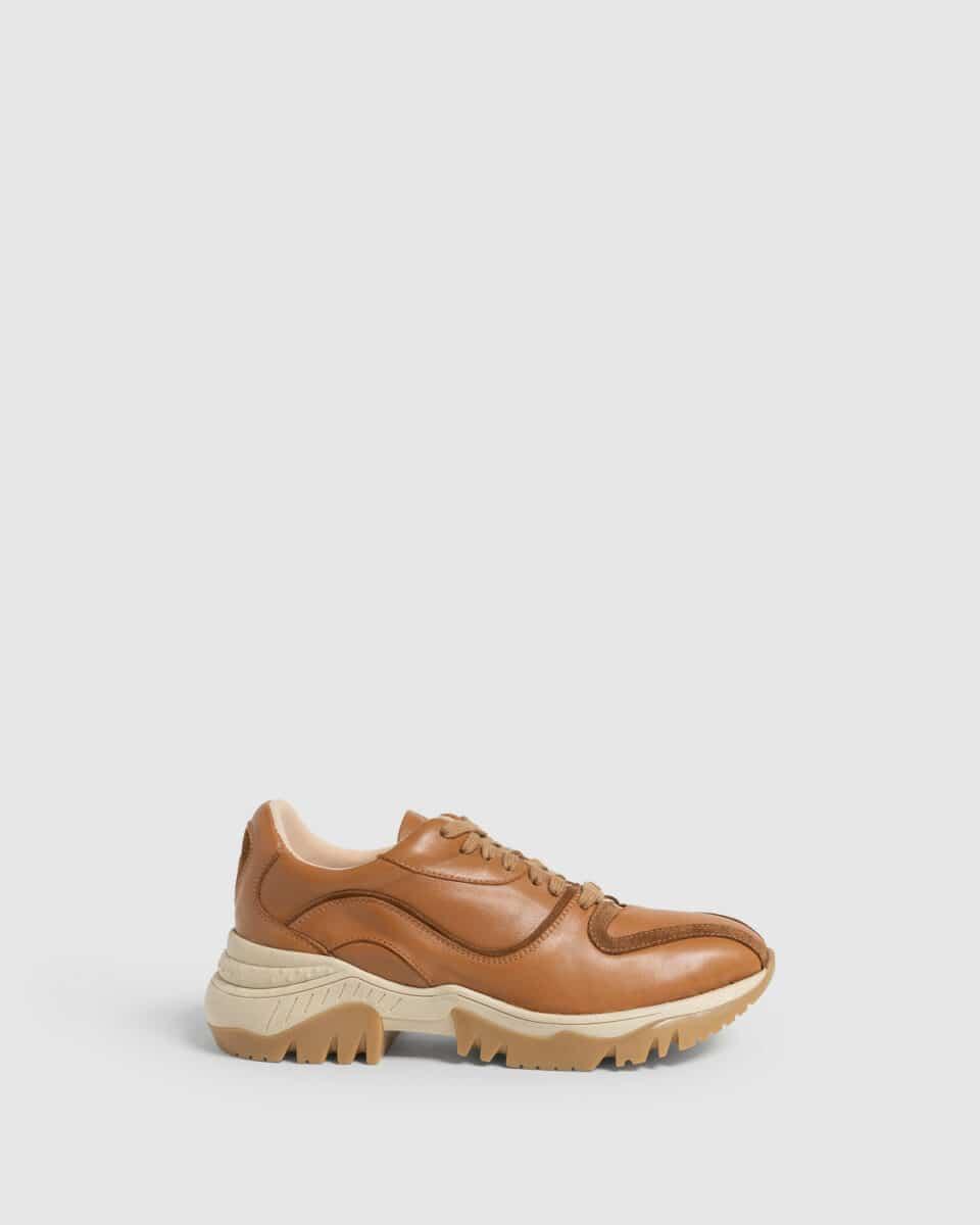 ORIENTE CUERO Castañer en Loyna Shoes