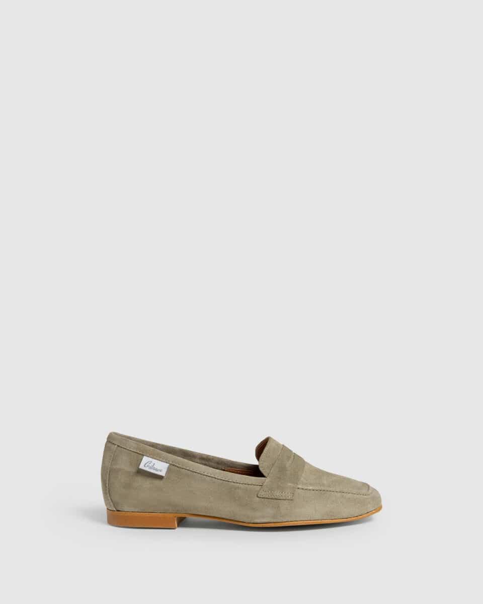 EVITA VERDE MENTA Castañer en Loyna Shoes
