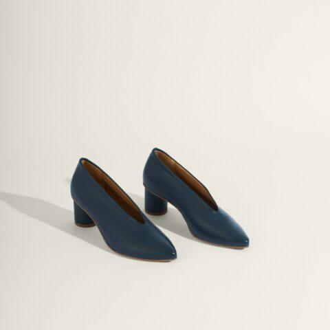 Malababa Nicolasa Navi Malababa en Loyna Shoes